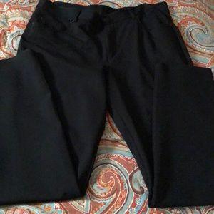 Dress pants.